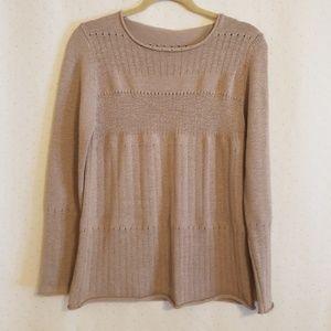Vintage | Babette Ballinger Knit Sweater
